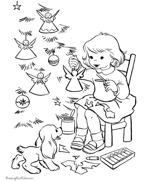 Christmas Ornaments Coloring Pages Az Coloring Pages Tree Ornaments Coloring Pages