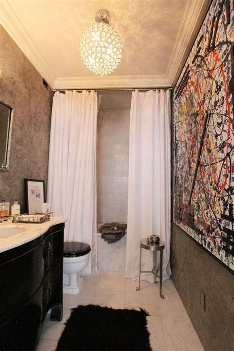 curtain ideas for bathrooms best 25 bathroom shower curtains ideas on