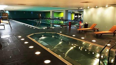 gym  edinburgh centre omni centre ehau nuffield health
