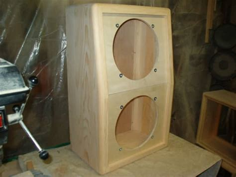2x10 guitar speaker cabinet trm 2x10 pvs210u vertical 210 unfinished guitar speaker