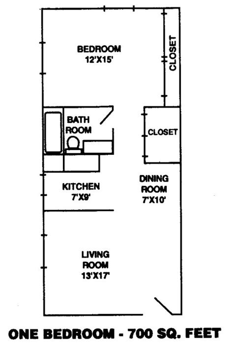 700 square feet apartment floor plan 700 sq ft apartment google search studio 1 project 3