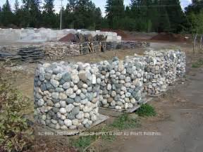 landscaping with river rock river rock bedrock landscape and boulder supply