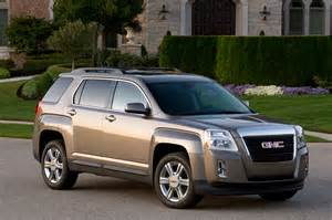 2014 Buick Suv Models 2014 Gmc Terrain Three Quarters View 3 329990 Photo 1