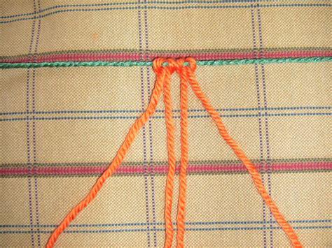 Macrame Square Knots - macrame knots