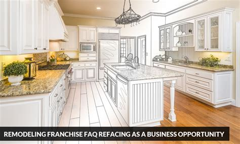 kitchen and bathroom remodeling franchise kitchen