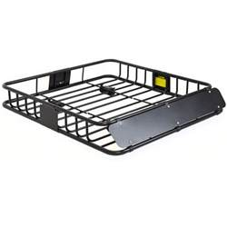 universal roof rack cargo car top luggage carrier basket