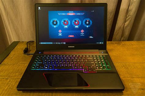 samsung gets into the gaming pc with odious odyssey laptops the verge
