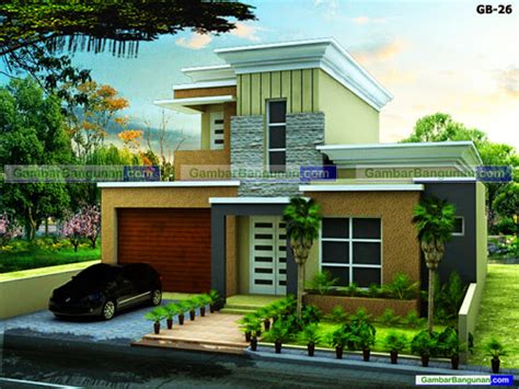 desain rumah jepang modern desain rumah jepang modern 2 lantai
