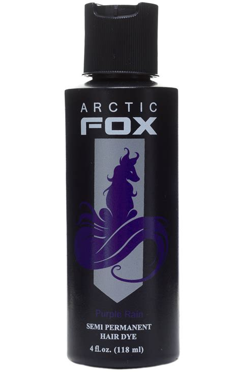 arctic fox dye review arctic fox hair dye purple rain sourpuss clothing
