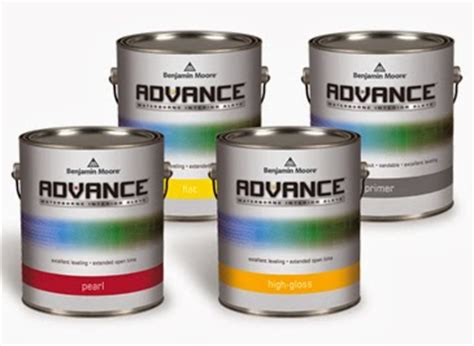benjamin advance 174 waterborne interior alkyd paint supply