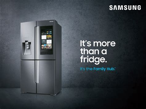 samsung hub samsung launches family hub the next generation refrigerator samsung newsroom india