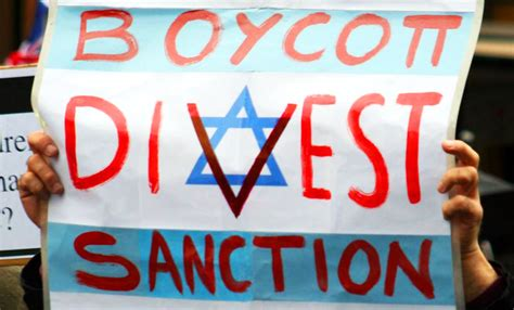 certification letter regarding the boycott with israel word bds moment magazine