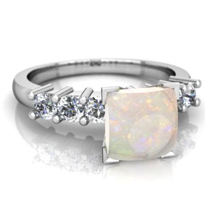 opal engagement ring r26386sq wopal