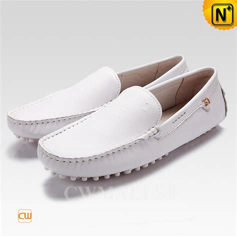 mens leather driving moccasins cw707136