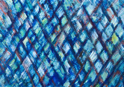quot the blue pyramid illusion quot geometric expressionism kazuya akimoto art in line quot the blue pyramid illusion