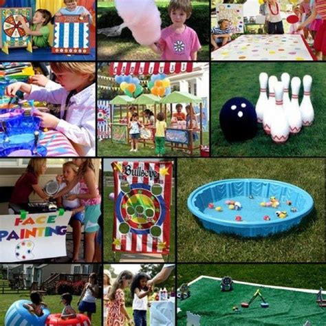 carnival themed birthday games 17 best images about marlie s carnival party on pinterest