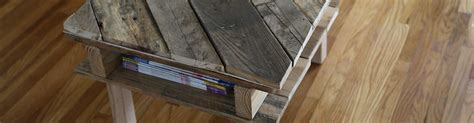 how to make a diy pallet coffee table for 25