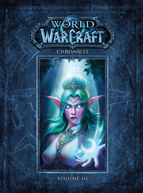 world of warcraft chronicle sdcc 2017 world of warcraft chronicle third installment released by dark horse and blizzard