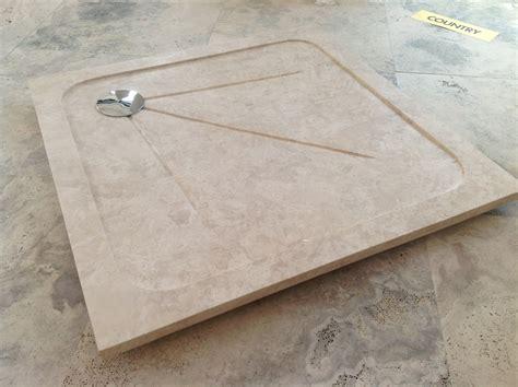 piatto doccia travertino piatto doccia in pietra travertino romano sitem