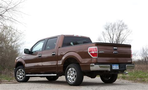 2011 ford f 150 xlt supercrew car and driver