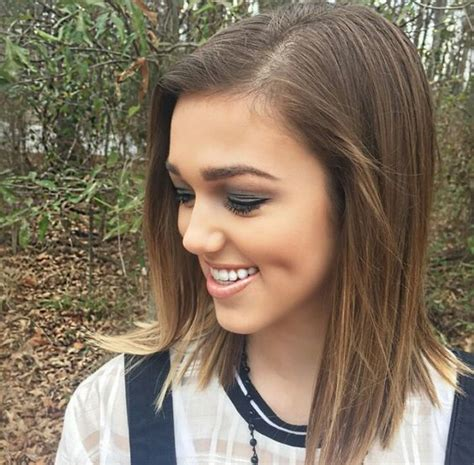 sadie robertson haircut sadie robertson with her new haircut beauty pinterest