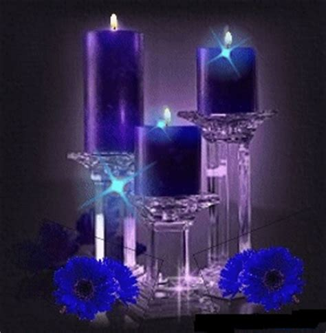 blue candle lighting a blue candle lighting navy for