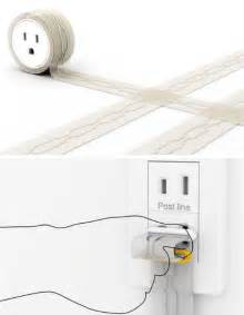 power trip 13 creative cord outlet concepts urbanist
