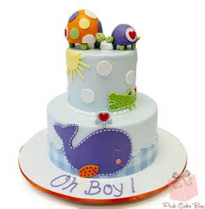 quot oh boy quot baby shower cake 187 custom baby shower cakes