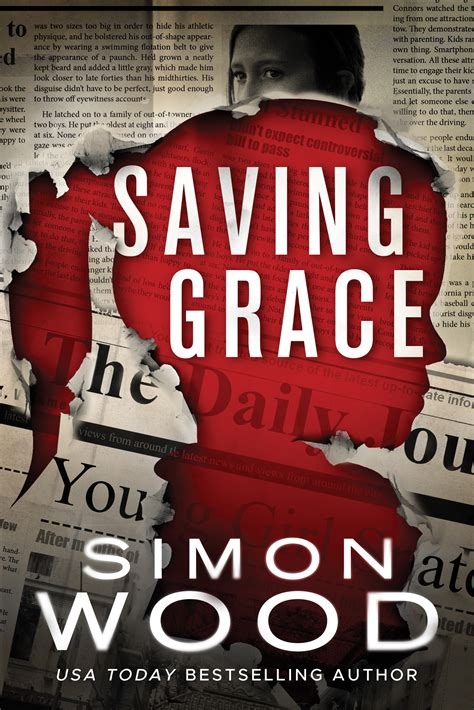 cover reveal saving grace simon wood
