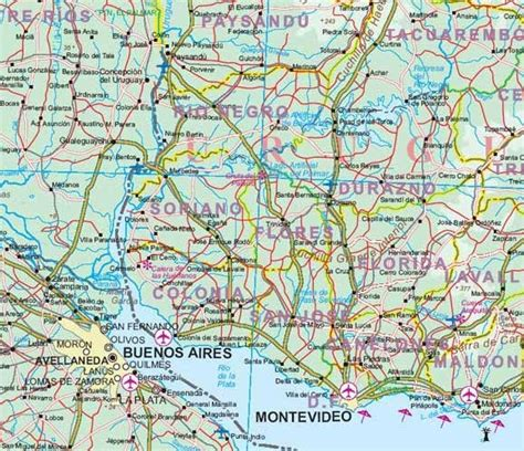 south america driving map south america road maps detailed travel tourist driving