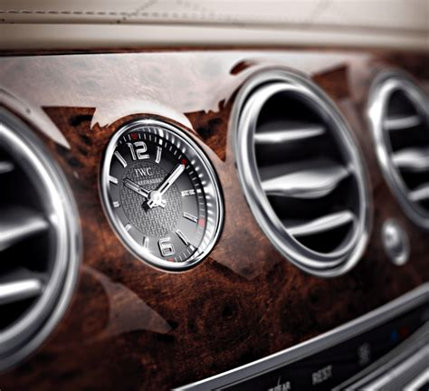 mercedes dashboard clock the new mercedes maybach s class an extra highlight in