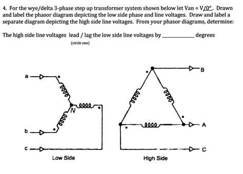 wye delta schematic diagram wye get free image about
