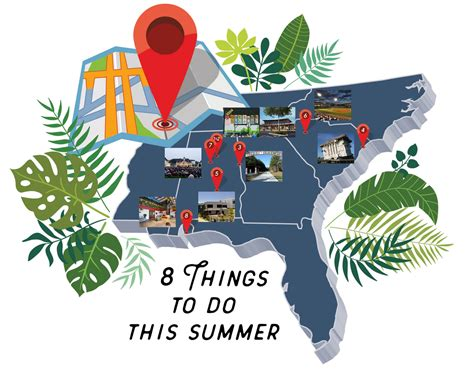 8 Things To Do This Summer by 8 Things To Do This Summer Goodwyn Mills Cawood