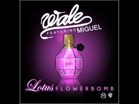 lyrics for lotus flower bomb lotus flower bomb instrumental lyrics wale ft miguel