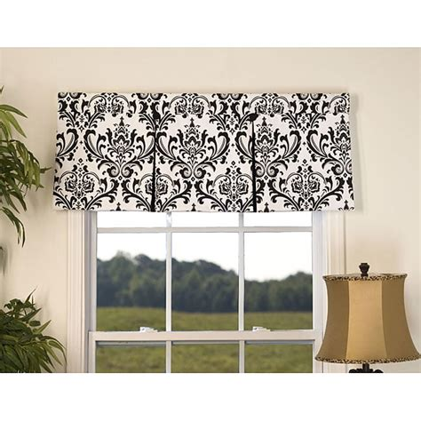 valance images arbor 50 in window valance 12613133 overstock com