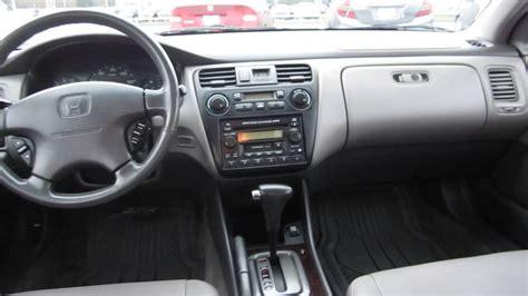 Honda Accord 2001 Interior by 2001 Honda Accord Satin Silver Stock 29973bl