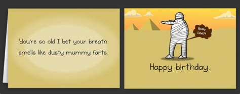Horrible Birthday Cards Horrible Cards Greeting Cards By The Oatmeal