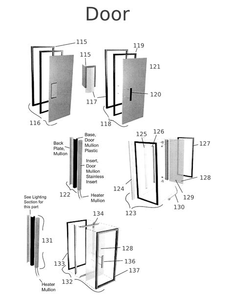 terminology door parts cabinet door terminology u0026