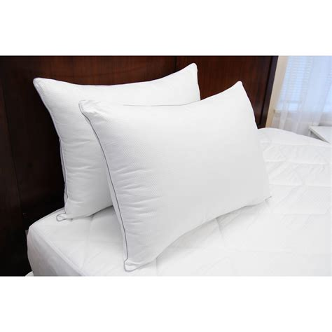 sleepbetter zone side sleeper memory foam pillow