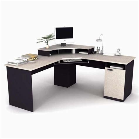 Home Design 81 Mesmerizing Modern L Shaped Desks Shaped Desk