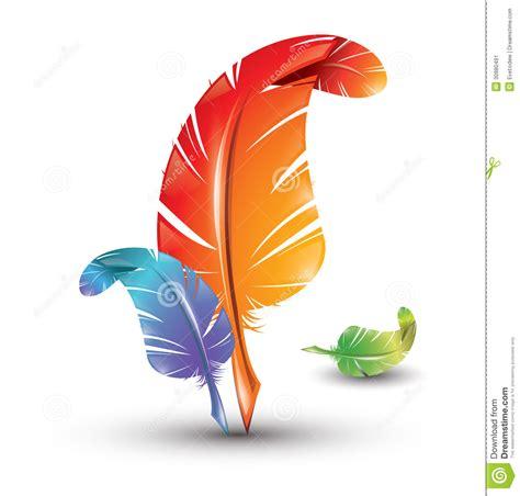 fotos e imagenes artisticas gratuitas libres de derechos plumas art 237 sticas stock de ilustraci 243 n imagen de tres