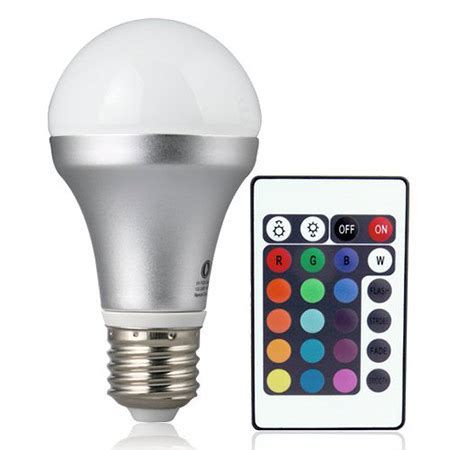 Led Light Bulbs That Change Color Lighting Color Changing Led Bulb Gets 66 Reduction To 12 88 This Week Only Techeblog