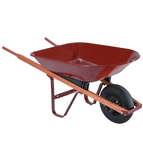 Home Decor Direct Sales by True Temper Steel Wheelbarrow Lowe S Canada