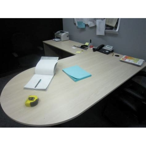 light washed l desk suite with overhead allsold ca buy