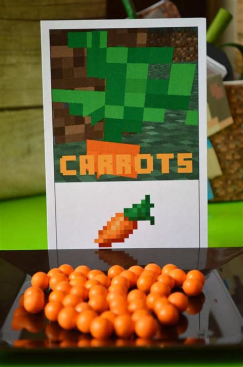 printable minecraft birthday party decorations minecraft party ideas with free minecraft party printables