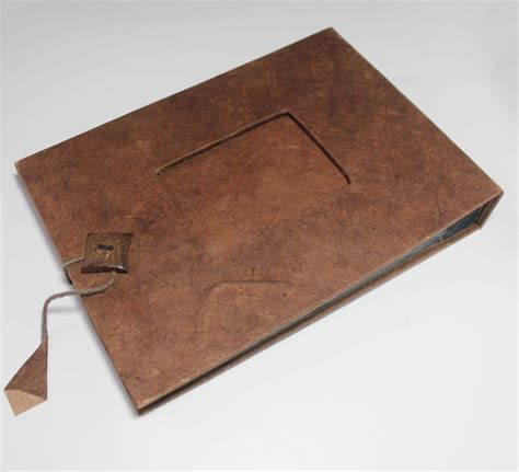Handmade Paper Photo Album - handmade photo album lokta paper