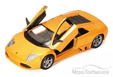 Lamborghini Model Cars Toys Lamborghini Murcielago Orange Maisto 34292 1 24 Scale