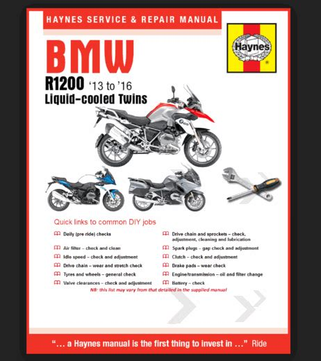 Bmw Motorrad Owners Manual by Bmw R1200rt Owners Manual Download Prioritycoupons