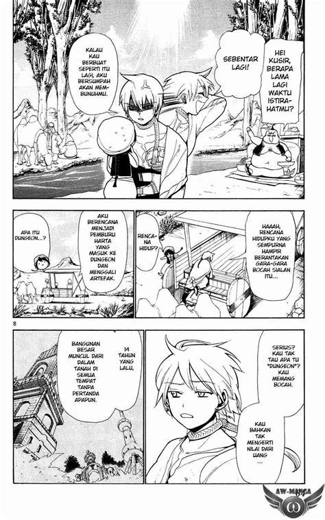alibaba adalah magi 2 indonesia terbaru baca manga komik indonesia mangacan
