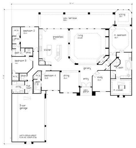 wilshire home cambridge floor plan house design ideas